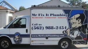 long-beach-plumbing-van